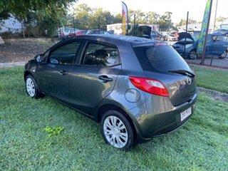 2010 Mazda 2 DE10Y1 MY10 Neo Grey 5 Speed Manual Hatchback