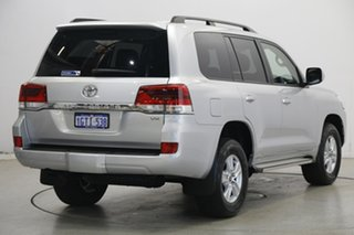 2019 Toyota Landcruiser VDJ200R GXL Silver 6 Speed Sports Automatic Wagon
