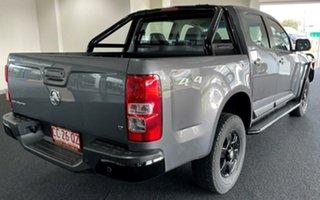 2014 Holden Colorado RG MY15 LT Crew Cab Grey 6 Speed Manual Utility.