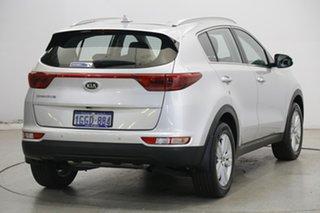 2017 Kia Sportage QL MY17 Si 2WD Sparkling Silver 6 Speed Sports Automatic Wagon