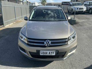 2013 Volkswagen Tiguan 5N MY14 118TSI DSG 2WD Brown 6 Speed Sports Automatic Dual Clutch Wagon.
