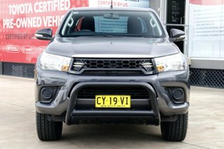 2016 Toyota Hilux GUN126R 4x4 Graphite 6 Speed Manual Extracab