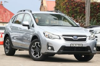 2016 Subaru XV MY17 2.0I Special Edition Silver Pearl Continuous Variable Wagon.