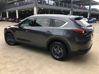 2021 Mazda CX-8 KG2WLA Sport SKYACTIV-Drive FWD Machine Grey 6 Speed Sports Automatic Wagon