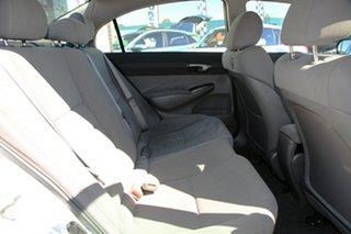 2010 Honda Civic 8th Gen MY10 VTi Albaster Silver/cloth 5 Speed Automatic Sedan