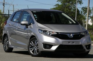 2016 Honda Jazz GF MY16 VTi-S Alabaster Silver 1 Speed Constant Variable Hatchback.