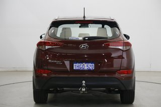 2015 Hyundai Tucson TL Active X 2WD Red 6 Speed Sports Automatic Wagon