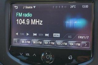 2015 Holden Trax TJ MY15 LS Orange 6 Speed Automatic Wagon