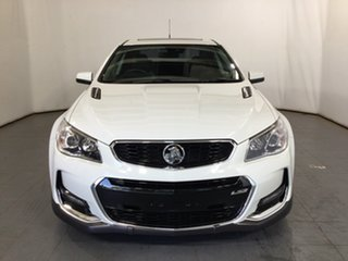 2015 Holden Commodore VF II MY16 SS V Redline White 6 Speed Manual Sedan