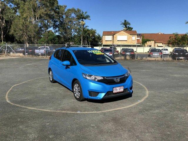 Used Honda Jazz GF MY16 VTi-S Kippa-Ring, 2015 Honda Jazz GF MY16 VTi-S Blue 1 Speed Constant Variable Hatchback