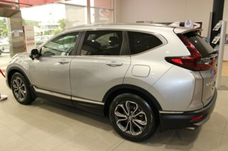 2021 Honda CR-V RW MY21 VTi 4WD LX AWD Lunar Silver 1 Speed Constant Variable Wagon.