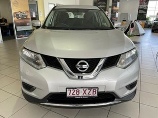 2016 Nissan X-Trail T32 ST X-tronic 2WD Brilliant Silver 7 Speed Constant Variable Wagon.