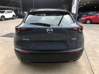 2021 Mazda CX-30 DM2W7A G20 SKYACTIV-Drive Astina Polymetal Grey 6 Speed Sports Automatic Wagon