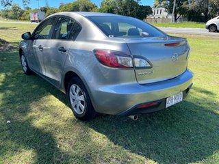2010 Mazda 3 BL10F1 MY10 Neo Activematic Silver 5 Speed Sports Automatic Sedan