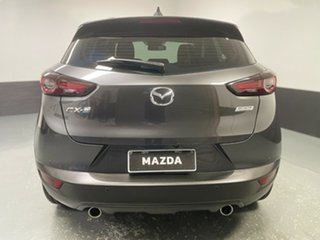 2020 Mazda CX-3 DK2W76 sTouring SKYACTIV-MT FWD Grey 6 Speed Manual Wagon