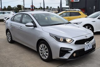 2020 Kia Cerato BD MY20 S Silver 6 Speed Sports Automatic Sedan.