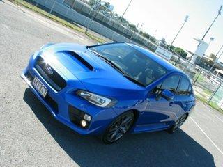 2017 Subaru WRX MY17 Premium (AWD) Blue 6 Speed Manual Sedan