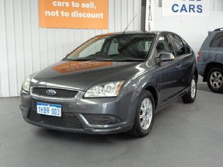 2008 Ford Focus LT CL Grey 4 Speed Sports Automatic Hatchback.