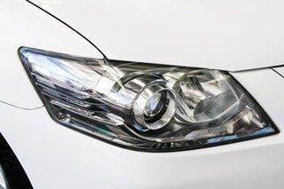 2011 Toyota Aurion GSV40R 09 Upgrade Touring SE Diamond White 6 Speed Auto Sequential Sedan