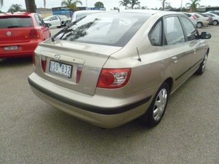 2005 Hyundai Elantra XD MY05 Gold 4 Speed Automatic Hatchback