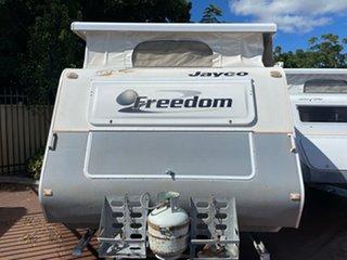 2005 Jayco Freedom Caravan.