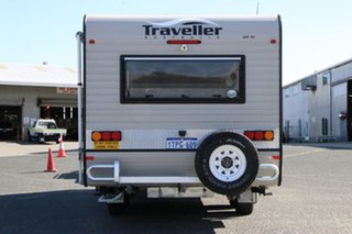 Used Traveller Prodigy Offroad Caravan