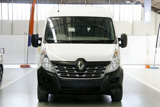 2016 Renault Master X62 Mid Roof LWB AMT Glacier White 6 Speed Sports Automatic Single Clutch Van
