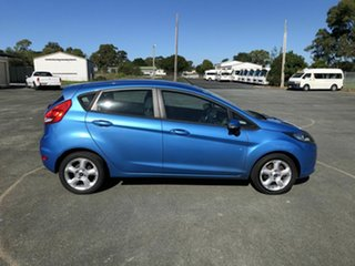 2010 Ford Fiesta WS LX Blue 5 Speed Manual Hatchback