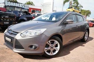 2014 Ford Focus LW MK2 Upgrade Trend Grey 6 Speed Automatic Hatchback.