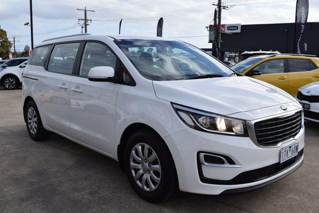 Used Kia Carnival YP MY18 S Ferntree Gully, 2018 Kia Carnival YP MY18 S White 6 Speed Sports Automatic Wagon
