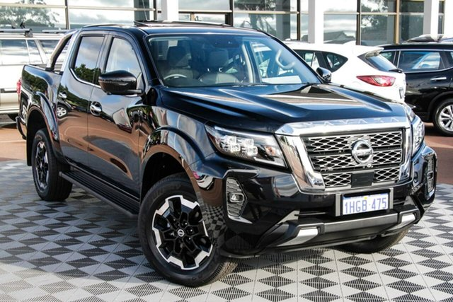 Demo Nissan Navara D23 MY21 ST-X Melville, 2021 Nissan Navara D23 MY21 ST-X Cosmic Black 7 Speed Sports Automatic Utility