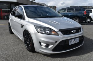 2010 Ford Focus LV XR5 Turbo Billet Silver 6 Speed Manual Hatchback.