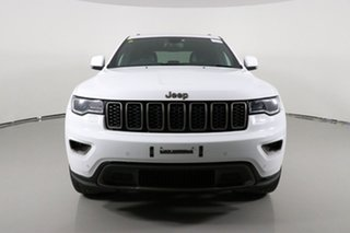 2016 Jeep Grand Cherokee WK MY16 75th Anniversary (4x4) White 8 Speed Automatic Wagon.