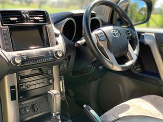 2012 Toyota Landcruiser Prado KDJ150R 11 Upgrade Altitude (4x4) Graphite 5 Speed Sequential Auto