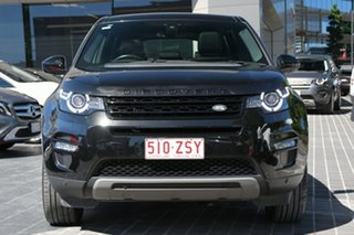 2016 Land Rover Discovery Sport L550 16.5MY HSE Black 9 Speed Sports Automatic Wagon