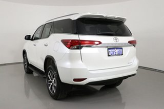 2017 Toyota Fortuner GUN156R Crusade Crystal Pearl 6 Speed Automatic Wagon