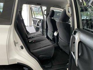 2015 Toyota Landcruiser Prado KDJ150R MY14 GXL White 5 Speed Sports Automatic Wagon