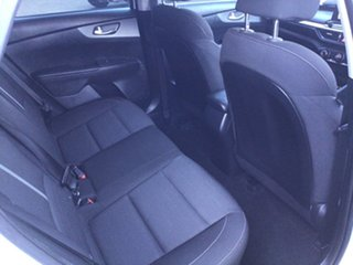 2019 Kia Cerato BD MY19 S White 6 Speed Manual Hatchback