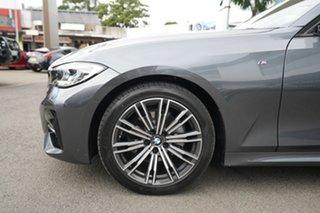 2020 BMW 320i F30 LCI M Sport Mineral Grey 8 Speed Auto Steptronic Sport Sedan.