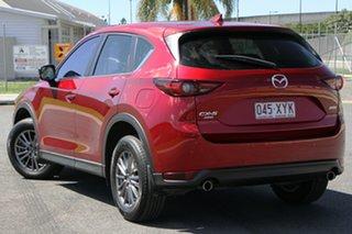 2018 Mazda CX-5 MY18 (KF Series 2) Maxx Sport (4x4) Soul Red 6 Speed Automatic Wagon.