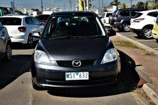 2006 Mazda 2 DY10Y2 Maxx Grey 5 Speed Manual Hatchback.