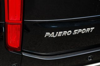 2019 Mitsubishi Pajero Sport QE MY19 Black Edition Black 8 Speed Sports Automatic Wagon