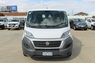 2017 Fiat Ducato Series 6 Low Roof SWB Comfort-matic White 6 Speed Sports Automatic Single Clutch