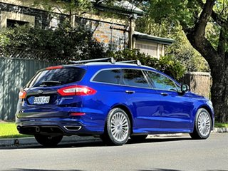 2017 Ford Mondeo MD 2017.00MY Titanium Blue 6 Speed Sports Automatic Dual Clutch Wagon