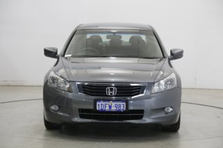 2009 Honda Accord 8th Gen 40th Anniversary Polished Metal 5 Speed Sports Automatic Sedan.