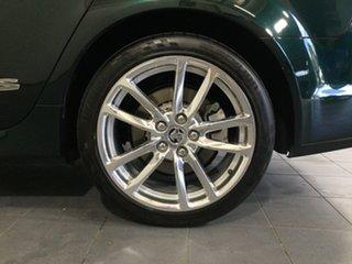 2014 Holden Commodore VF MY14 SS V Sportwagon Redline Green 6 Speed Sports Automatic Wagon