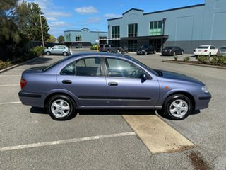 2003 Nissan Pulsar N16 S2 ST-L Blue 4 Speed Automatic Sedan