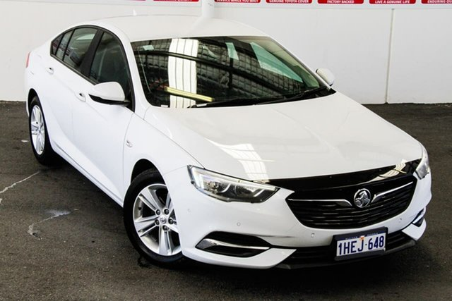 Pre-Owned Holden Commodore ZB LT (5Yr) Myaree, 2019 Holden Commodore ZB LT (5Yr) 9 Speed Automatic Liftback