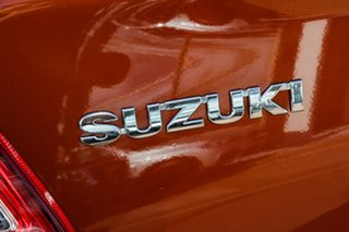 2021 Suzuki Swift AZ Series II Sport Orange 6 Speed Manual Hatchback