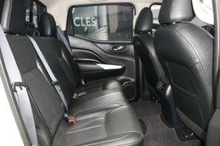2017 Nissan Navara D23 Series II ST-X (4x4) White 7 Speed Automatic Dual Cab Utility